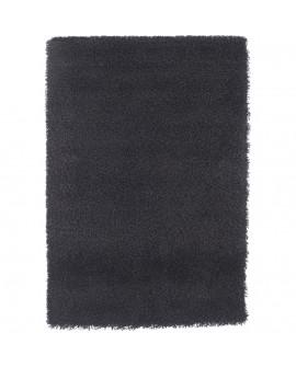 Tapis design COZY BLACK 290x200x3 cm