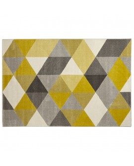 Tapis design MUOTO YELLOW 160x230x1 cm