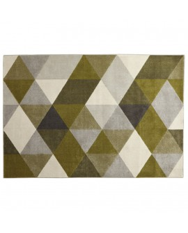 Tapis design MUOTO GREEN 160x230x1 cm