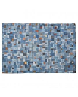 Tapis design TROSOR BLUE 160x230x1 cm