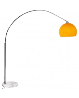 Lampe de sol design LOFT SMALL ORANGE 35x160x170 cm