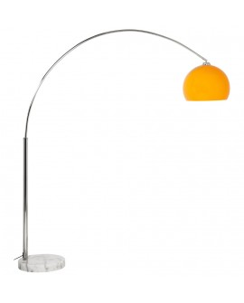 Lampe de sol design LOFT XL ORANGE 38x175x195 cm