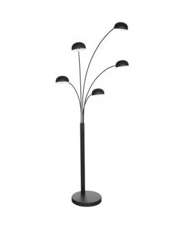 Lampe de sol design BUSH BLACK 35x125x200 cm