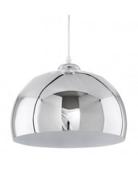 Lampe suspendue design REFLEXIO CHROME 32x32x20 cm