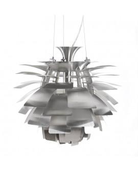 Lampe suspendue design TREK SILVER 50x50x45 cm