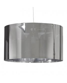 Lampe suspendue design TABORA CHROME 50x50x29 cm