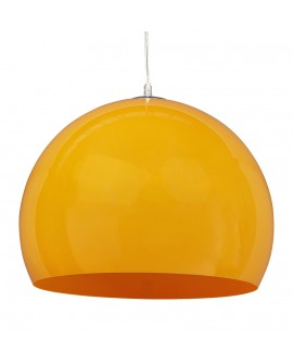 Lampe suspendue design KYPARA ORANGE 40x40x29 cm