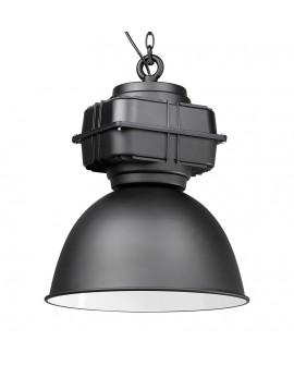 Lampe suspendue design TEOL BLACK 40x40x50 cm
