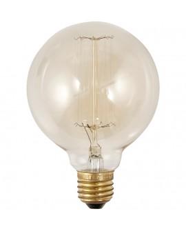 Ampoule design BULBO CLEAR 10x10x14 cm