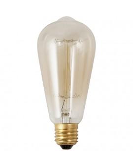 Ampoule design BULBO CLEAR 7x7x15 cm