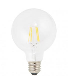 Ampoule design BULBO LED CLEAR 10x10x14 cm