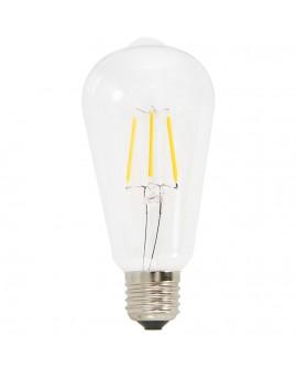 Ampoule design BULBO LED CLEAR 7x7x15 cm