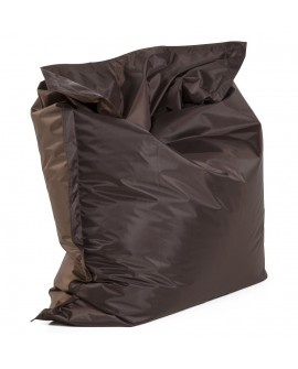 Pouf design FAT BROWN 129x168x33 cm