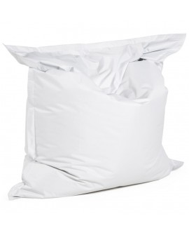 Pouf design FAT WHITE 129x168x33 cm