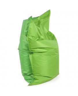 Pouf design FAT GREEN 100x130x25 cm