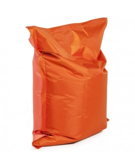 Pouf design FAT ORANGE 100x130x25 cm