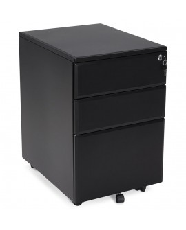 Mobilier bureau OFFICIO BLACK 61x52x40 cm