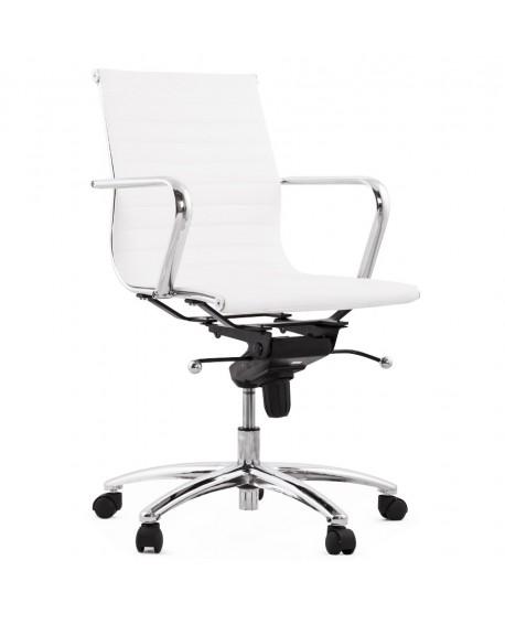 Fauteuil de bureau MICHELIN WHITE 68x68x101 cm