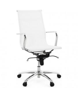 Fauteuil de bureau LIANA WHITE 68x68x113 cm