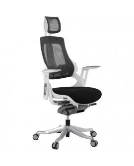 fauteuil de bureau SALYUT BLACK 65x69x136 cm