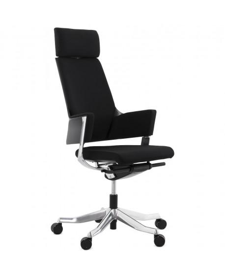 fauteuil de bureau EDWARDS BLACK 65x65x132 cm