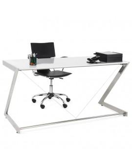 bureau design HERA WHITE 70x150x75 cm